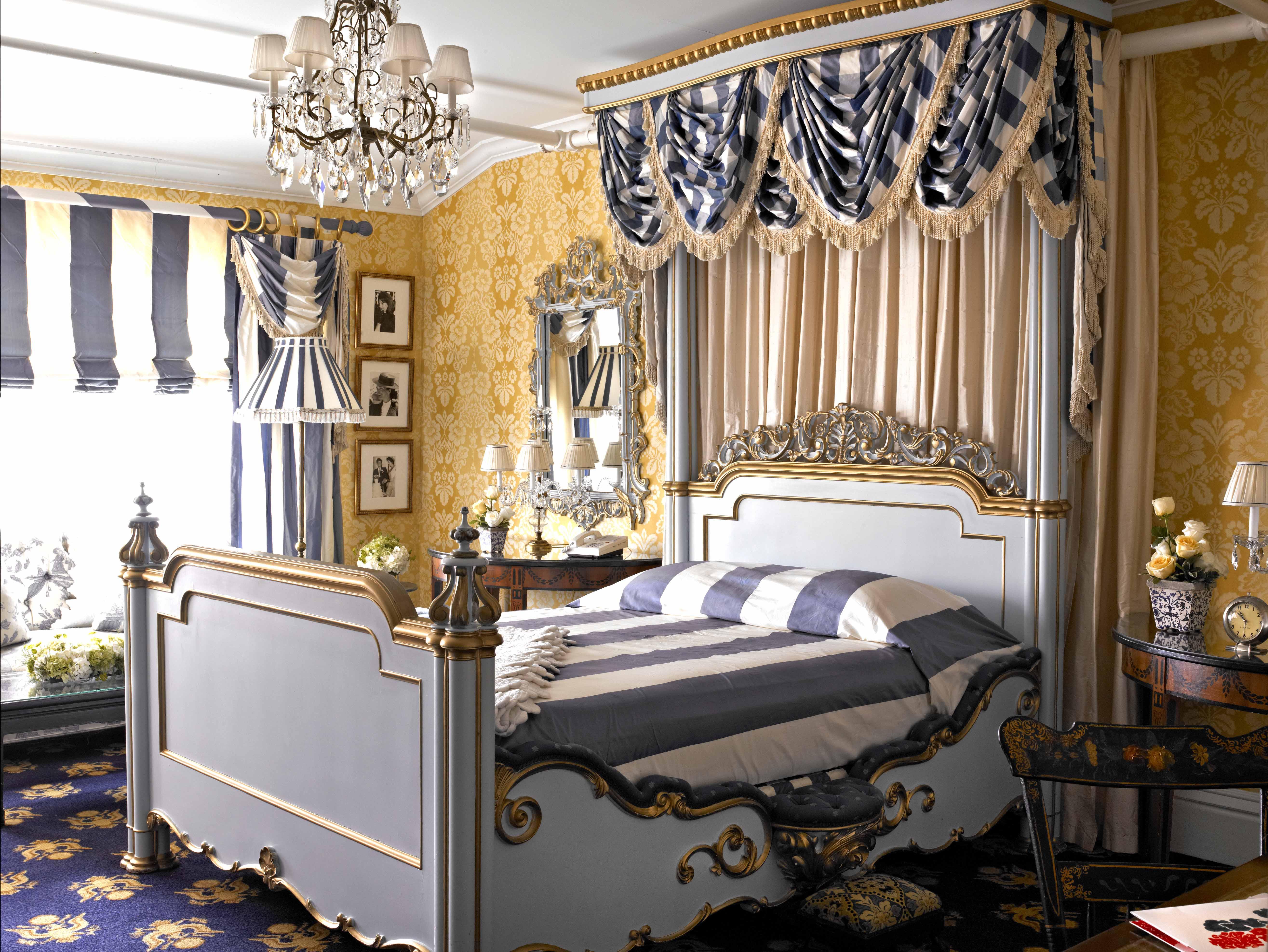 The Grand Hotel – design by Dorothy Draper & Company graphic