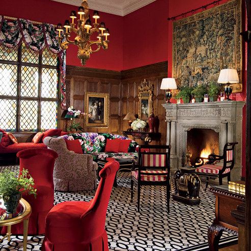The Stoneleigh Hotel – design by Dorothy Draper & Company graphic