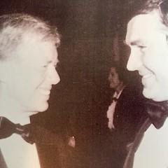 President Jimmy Carter and Carleton Varney, President of Dorothy Draper & Company