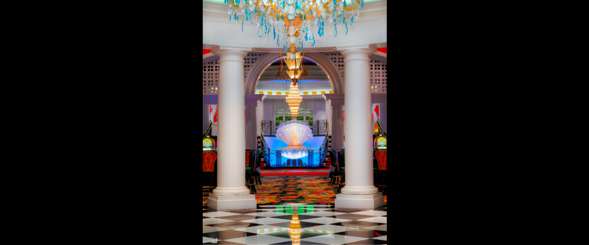 Greenbrier, Casino Club