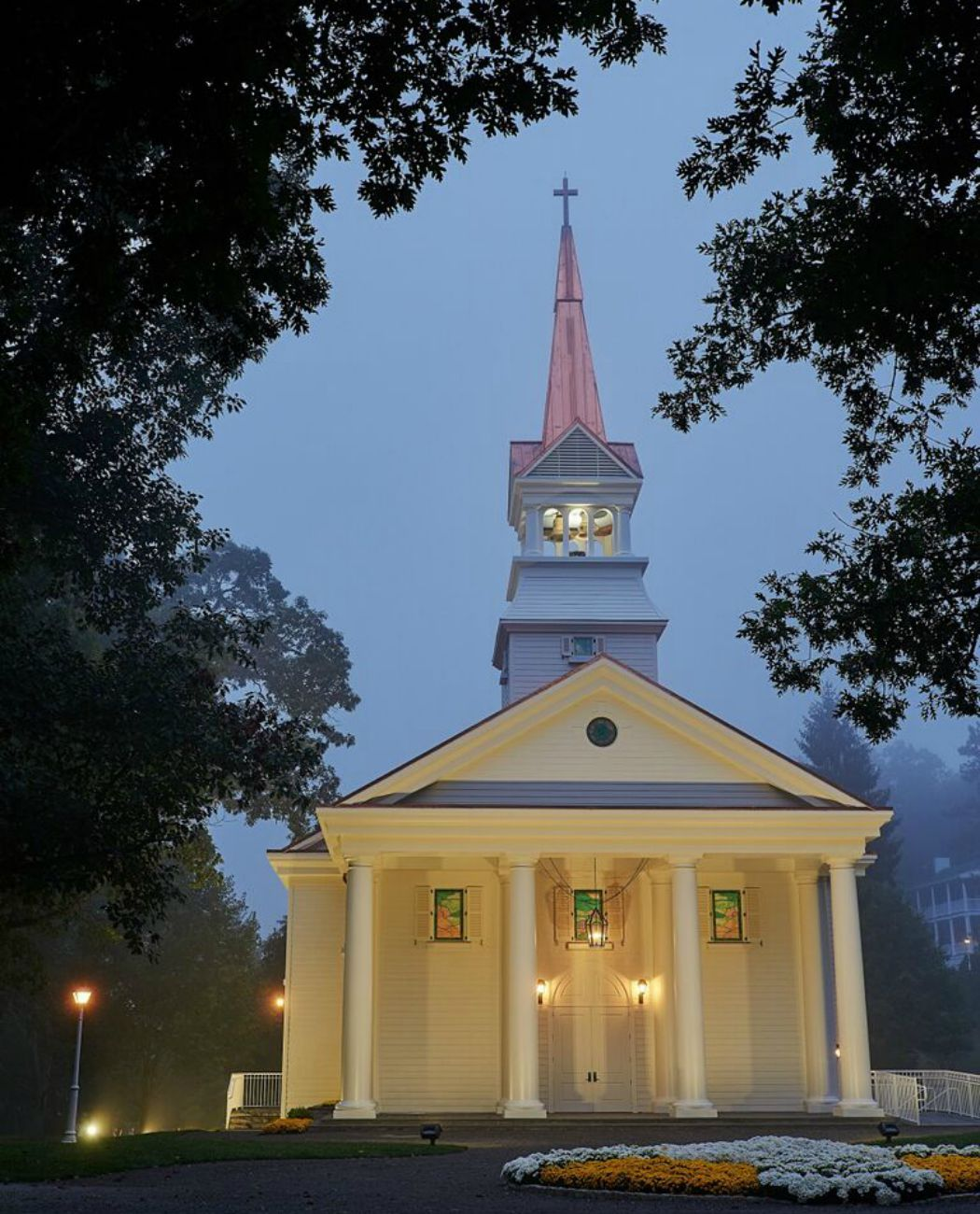 Greenbrier Chapel graphic