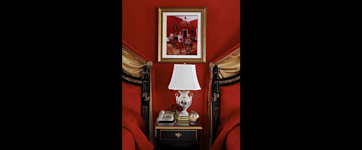 The Grand Hotel, Nancy Reagan Suite