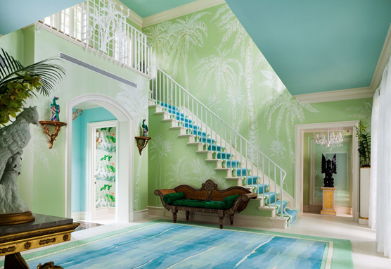 Palm Beach Entry Way graphic